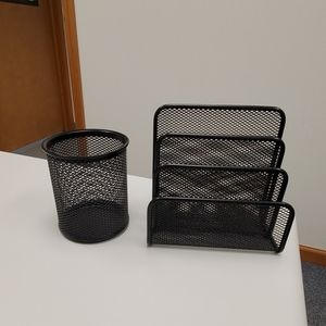Other - Office Supplies, Pen Holder and File Organizer